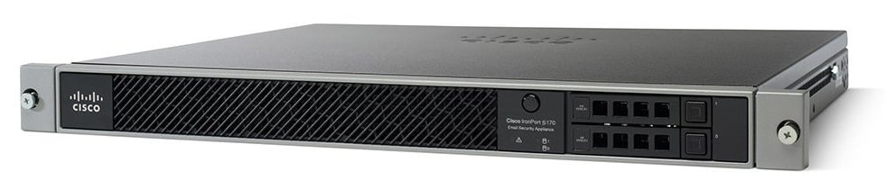 Cisco Web Security Appliance S170