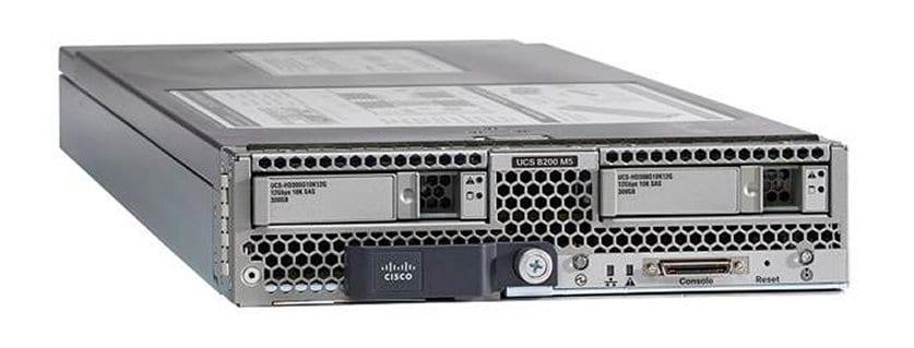 Cisco UCS B200 M5 Blade Server - Cisco