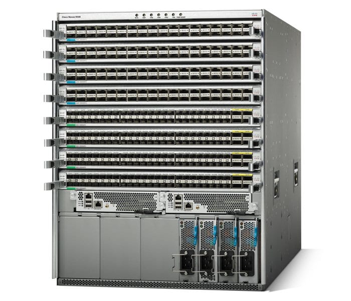 cisco nexus 9508 switch