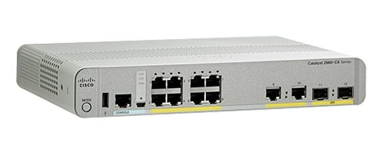 Cisco Catalyst 2960CX-8PC-L Switch