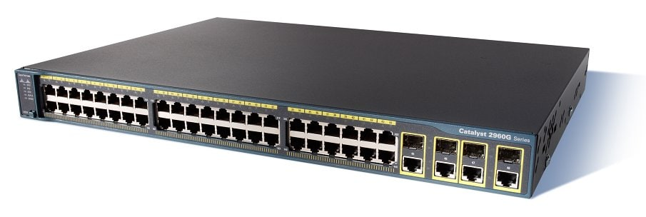 Cisco Catalyst 2960G-48TC-L Switch - Cisco
