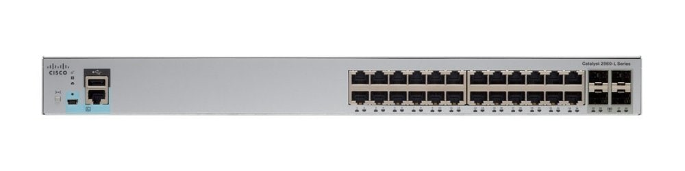 Cisco Catalyst 2960L-24TS-LL Switch