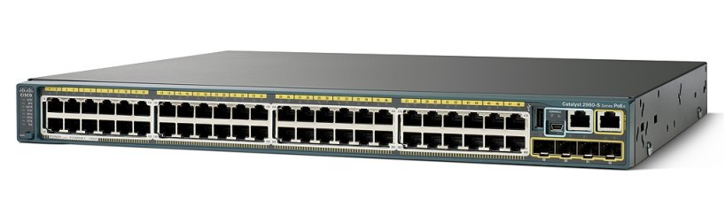 Cisco Catalyst 2960S-48FPS-L Switch