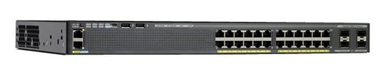 Cisco Catalyst 2960X-24TS-L Switch - Cisco