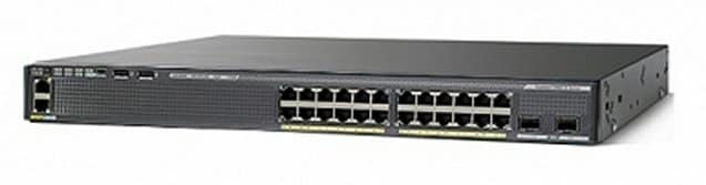 Cisco Catalyst 2960XR-24PD-I Switch