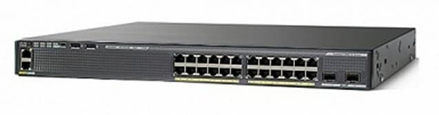 Cisco Catalyst 2960XR-24TD-I Switch