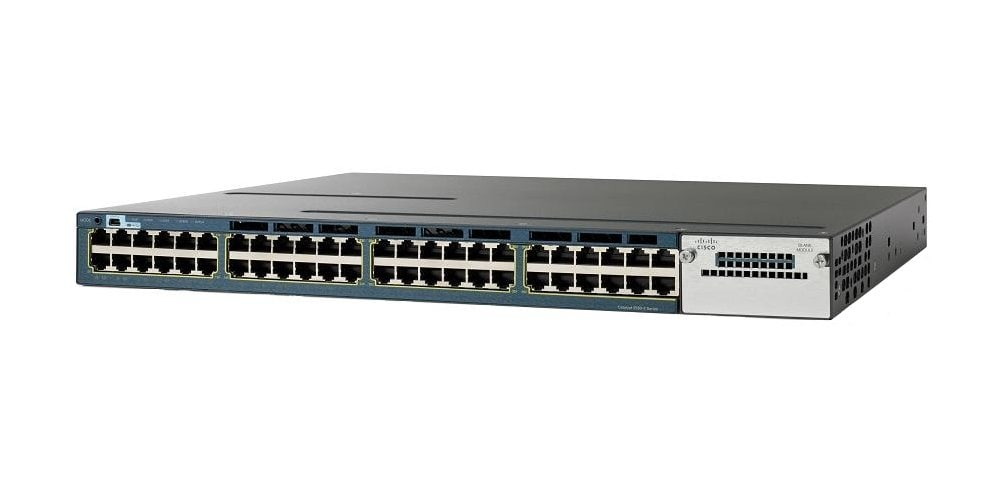 Cisco Catalyst 3560X-48P-S Switch