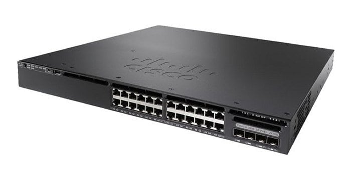 Cisco Catalyst 3650-24PD-S Switch - Cisco