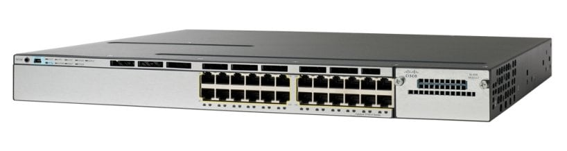 Cisco Catalyst 3750X-24P-S Switch