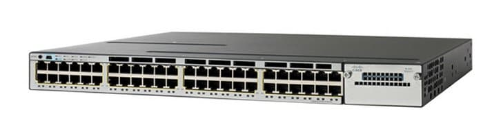 Cisco Catalyst 3750X-48P-S Switch