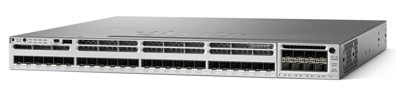 Cisco Catalyst 3850-32XS-E Switch - Cisco