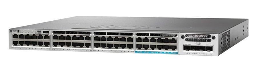 Cisco Catalyst 3850-48U-L коммутатор