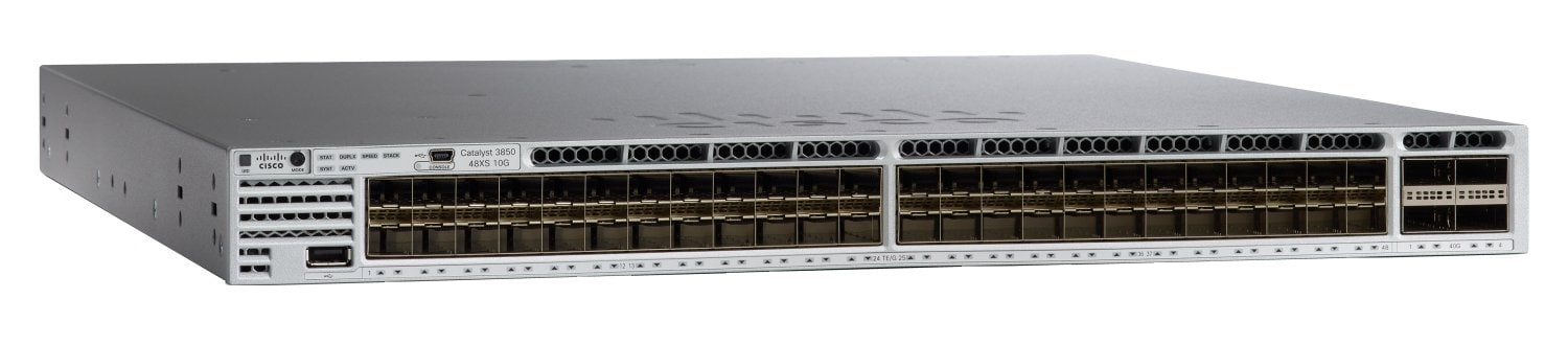 Conmutador del Cisco Catalyst 3850-48XS-E