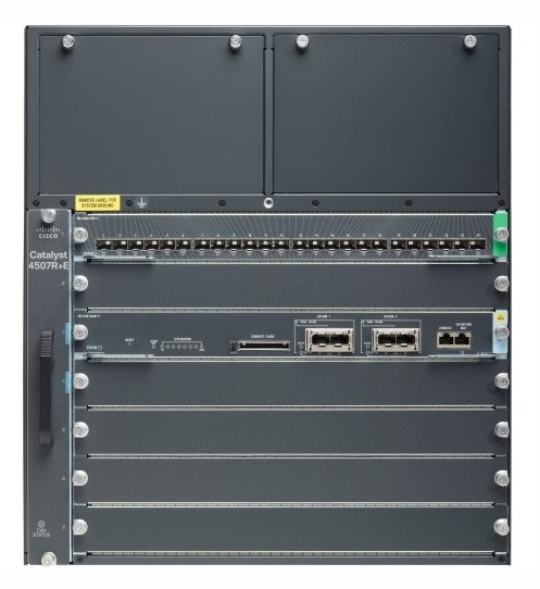 Cisco Catalyst 4507R+E Switch