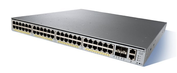 Cisco Catalyst 4948E Ethernet Switch