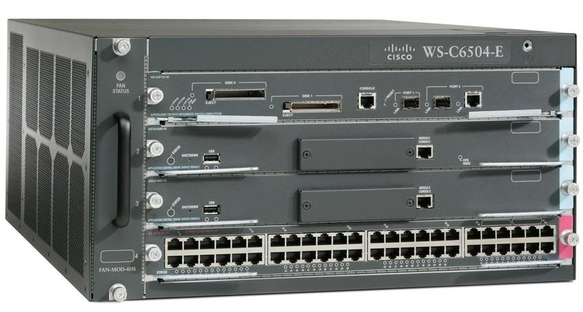 Commutateur Cisco Catalyst 6504-E