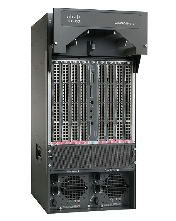 Commutateur Cisco Catalyst 6509-V-E