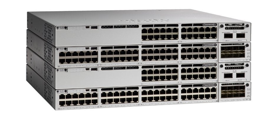 Cisco Catalyst 9300-24UX-A Switch