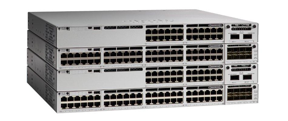 Tại sao lại cần thiết bị chuyển mạch Switch Cisco Catalyst 9300.