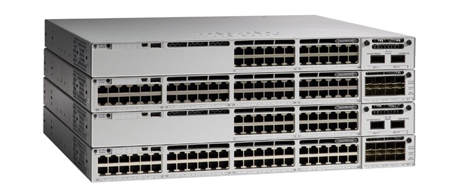 Cisco Catalyst 9300-48T-A Switch