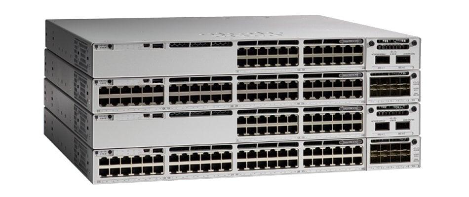 Cisco Catalyst 9300-48UXM-A Switch - Cisco