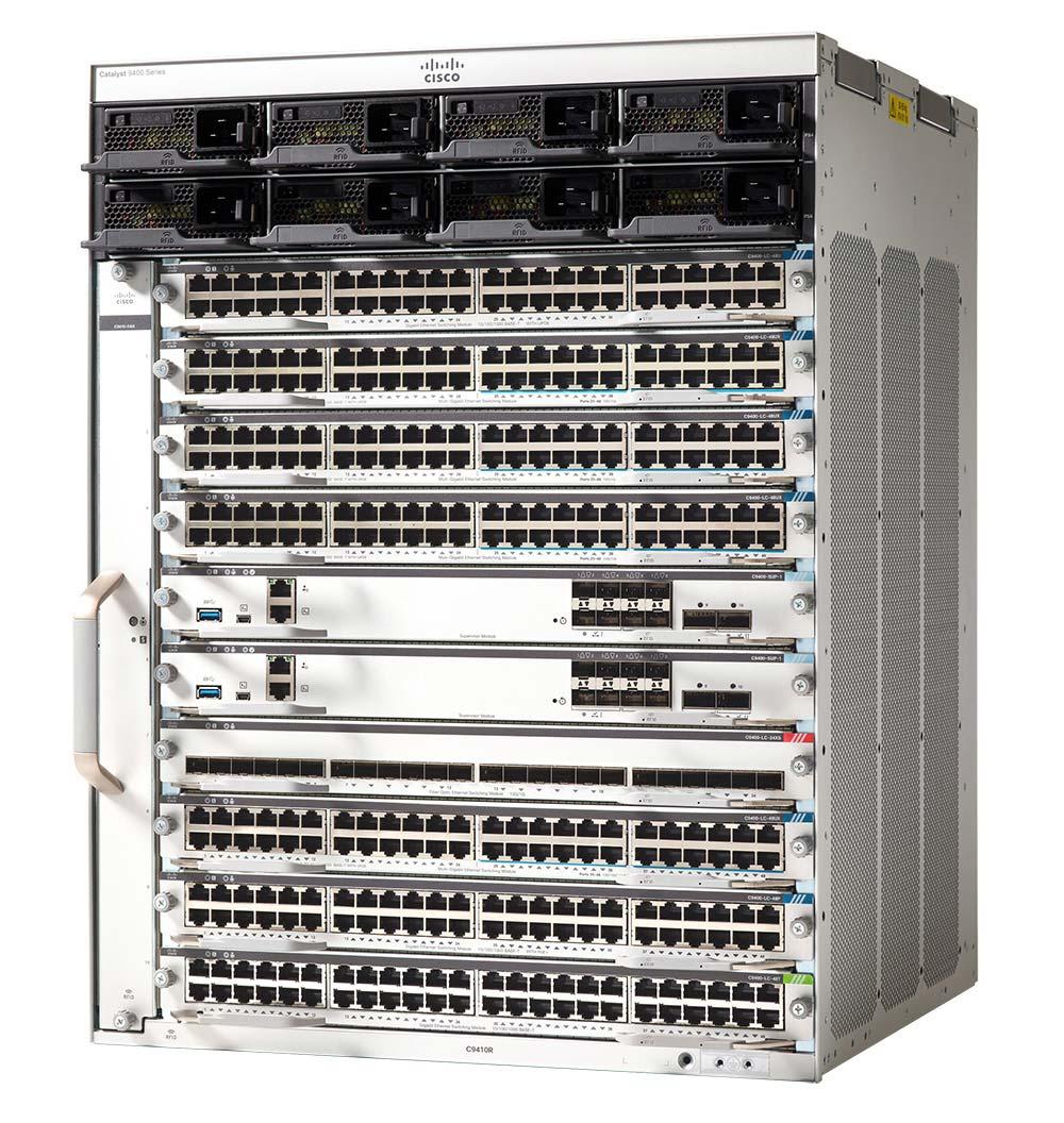 Cisco Catalyst 9410R Switch - Cisco