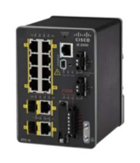 Cisco Ie 2000 8tc G E Industrial Ethernet Switch Cisco