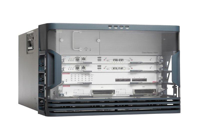 Cisco Nexus 7000 4-Slot Switch - Cisco