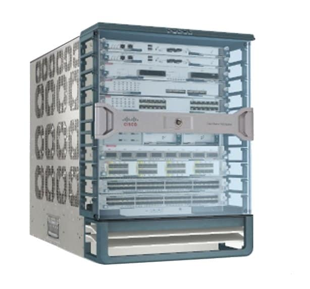 Cisco Nexus 7000 9-Slot Switch