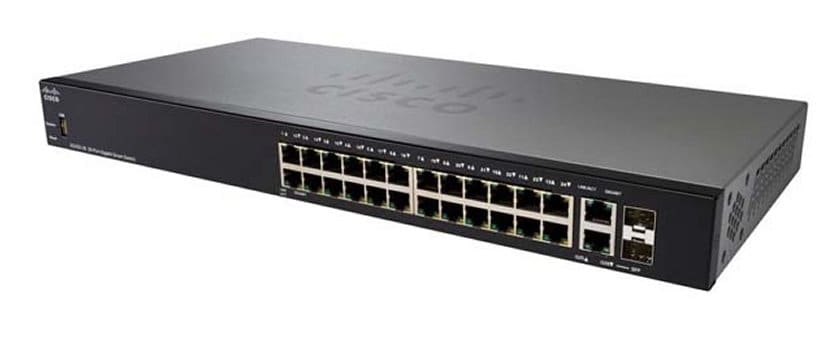 Cisco SG250-26 26-Port Gigabit Smart Switch