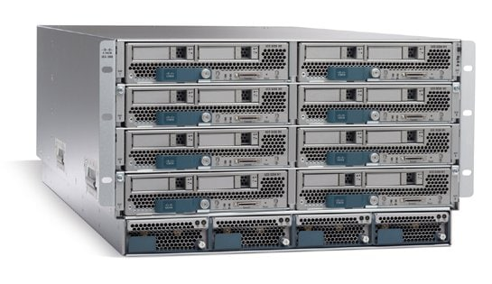 Cisco UCS 5108 Blade Server Chassis - Cisco