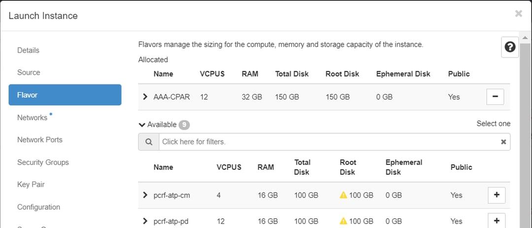 CPAR AAA VM Deployment - Cisco