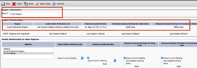 Troubleshoot Call Failures on TC Endpoints Registered to