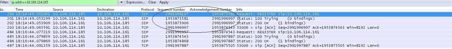 Troubleshoot IP Phone Unregistration - A Case Study - Cisco