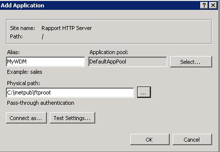 VXC-M HTTP Configuration Example - Cisco