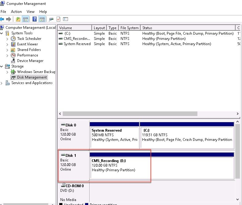Configure NFS Share to Use as Storage for CMS Recorder - Cisco
