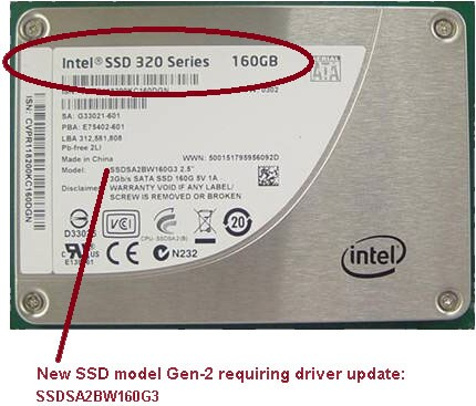 how to identify which drive belongs to which hardware