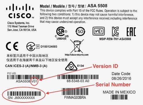 Field Notice: FN - 64228 - ASA 5506, ASA 5506W, ASA 5506H