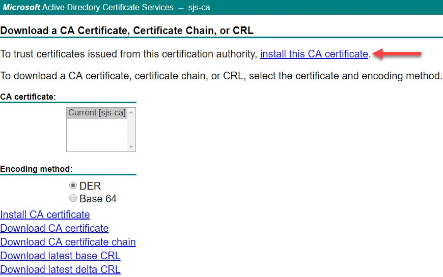 How to create a self signed certificate in iis 7.