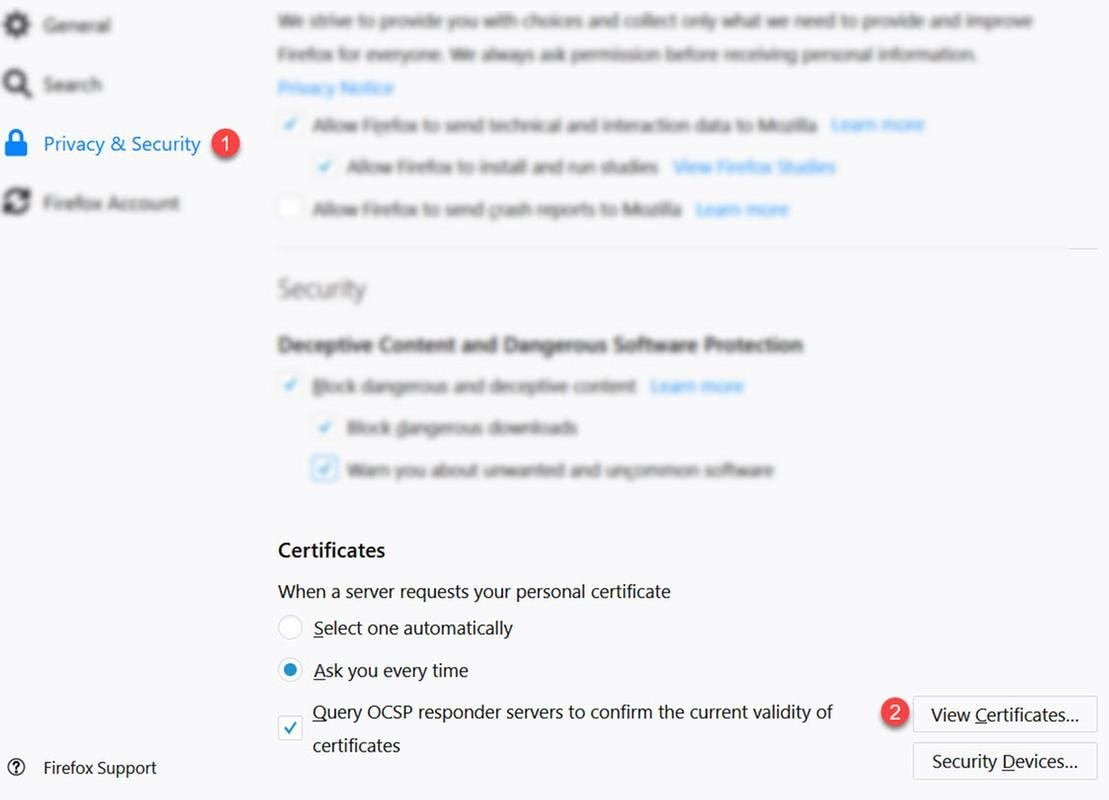 Replace Hyperflex Self Signed Ssl Certificates With Ca Issued