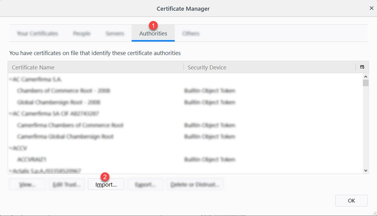 Replace HyperFlex Self-Signed SSL Certificates with CA