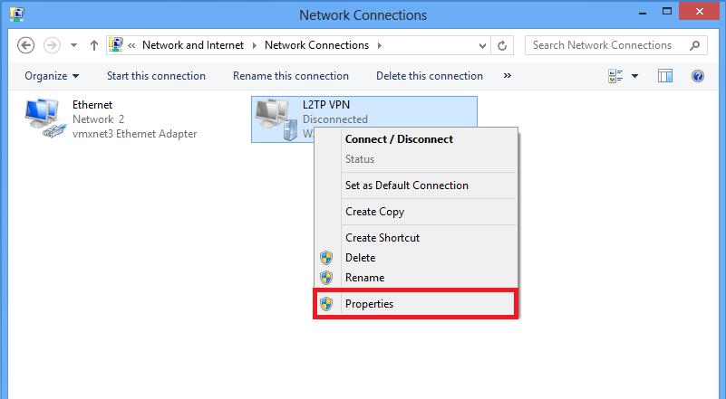 Cisco l2tp vpn server