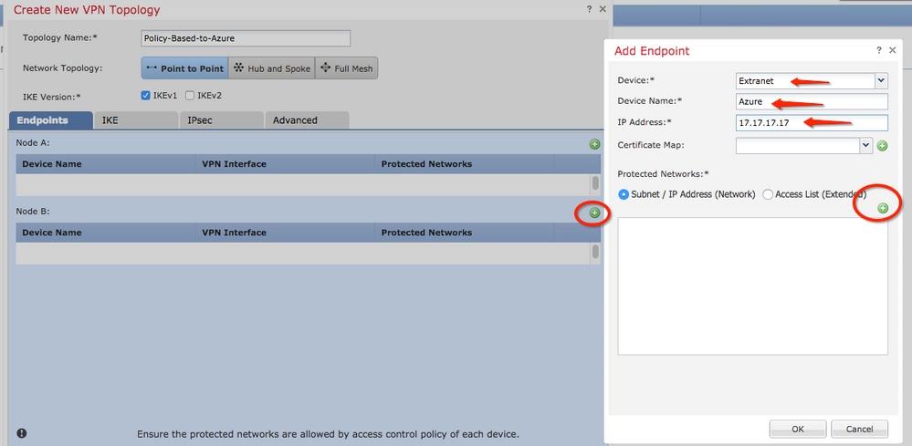 Cisco Asa Route Based Vpn Azure