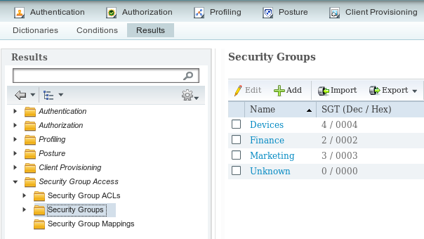 Configure ASA 9 3 1 TrustSec Inline Tagging - Cisco