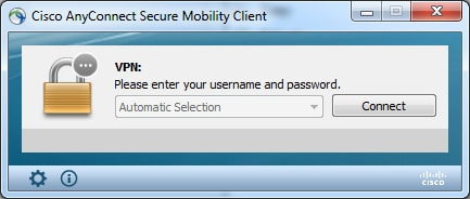 Cisco Anyconnect Secure Mobility
