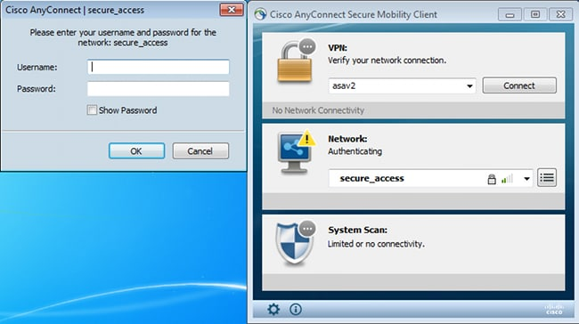 Cisco AnyConnect Client Upgrade