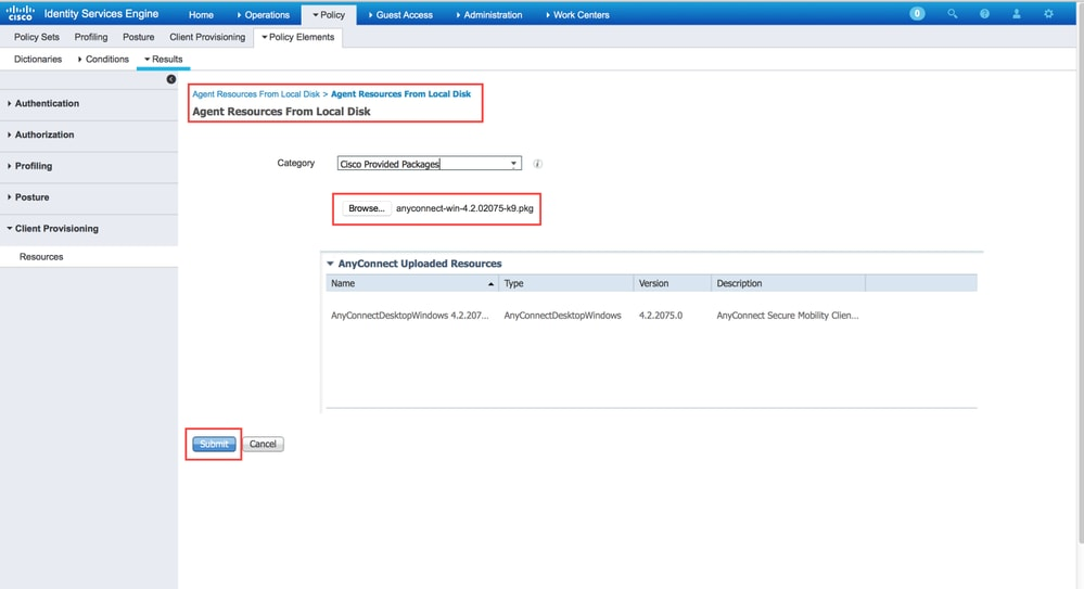 Install and Configure Cisco Network Visibility Module