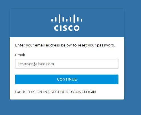 CDO Login Issues - To Reset Passwords and 2-Factor