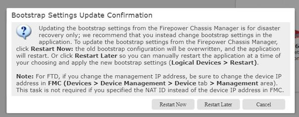 FXOS (FirePOWER eXtensible Operating System) - Technische FAQ - Cisco
