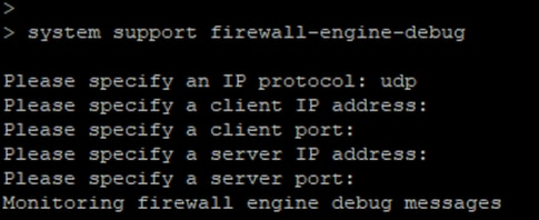 Block DNS with Security Intelligence using Firepower